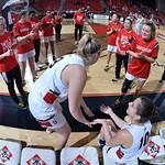 NCAA WOMENS BASKETBALL:  FEB 05 Richmond at Davidson