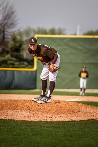 2017 JCA Sophomore Baseball vs Neuqua Valley