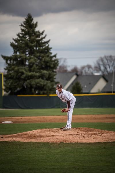 2017 JCA Varsity Baseball vs Coal City