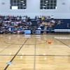 2017 JCA Seniors vs Teachers Dodgeball Game 2