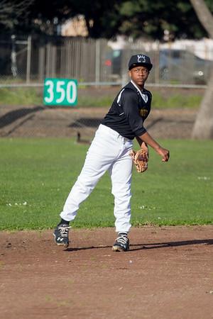 Baseball Practice
