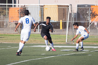 Men's Soccer VS KIPP King-9/27/2016