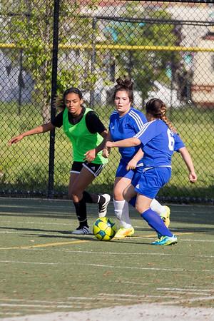 Women's Soccer VS Cal Prep 4/14/2017
