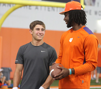 Mike Williams and Will Swinney