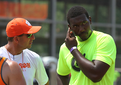 Dabo and Carter