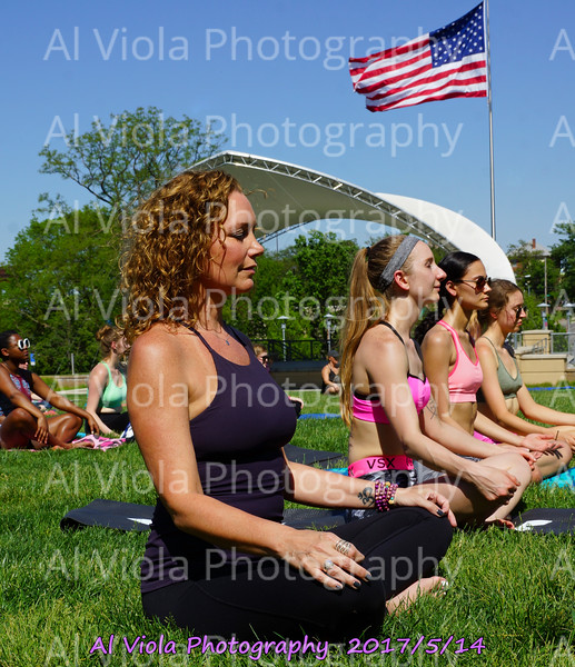 2017-05-14 Yoga Rocks the Park - Amy Draper Gagner