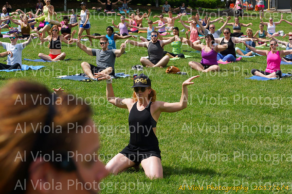 2017-06-04 Yoga Rocks the Park - Mary Clare Sweet