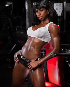 2017-09-01 Jodi at the gym