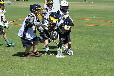 2017 10-1 Luke's Lacrosse Game