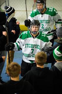 LDC Boys Hockey vs Holy Family Fire
