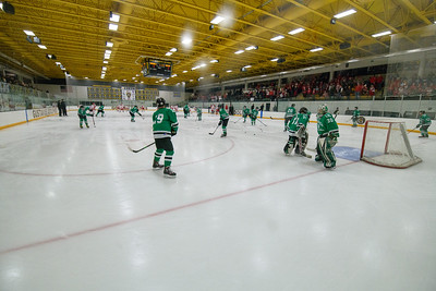 LDC Boys Hockey vs Luverne Section 3A Championship