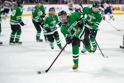 LDC Boys Hockey vs Orono @MSHSL State Tournament