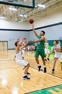 Dragon Boys Basketball vs Providence Academy