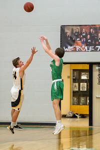 Dragons Boys Basketball vs NLS