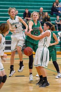 Dragons Girls Basketballs vs Paynesville Bulldogs