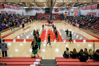 Dragons Girls Basketball vs NLS Wildcats