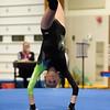 Dragons Gymnastics vs Benson-KMS-Montevideo