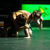 Dragons Wrestling