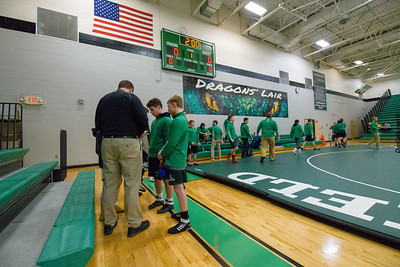Dragon Wrestling vs Waconia