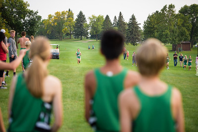 Cross Country Meet Little Crow Country Club