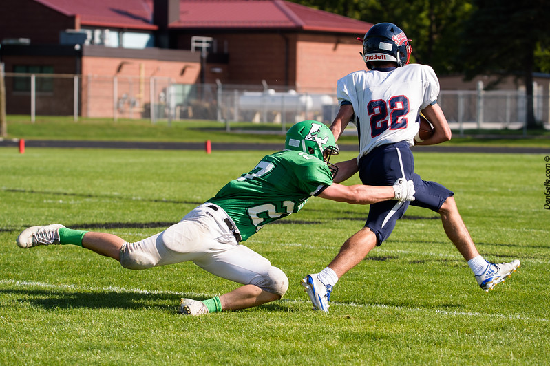 LHS 9th Gr Football vs Orono