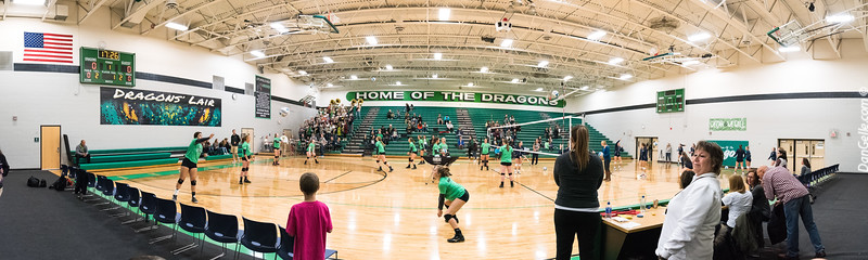Dragon VB vs EVW Eagles