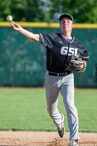 Dragons Baseball vs GLS