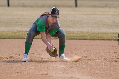 Dragons Softball vs NLS Wildcats