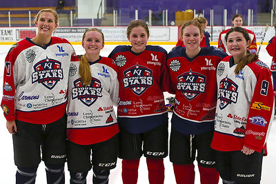 2018 K1 Sportswear Stars of the North Girls Hockey