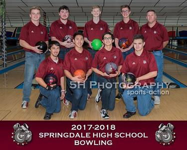 SHS Boys Bowling