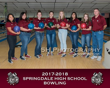 SHS Ladies Bowling