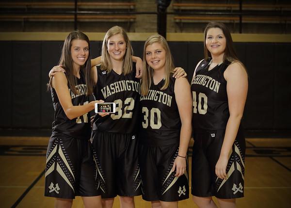 2017-18 WHS Girls Basketball pics