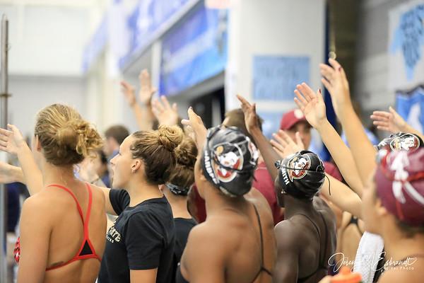 FSU Swim-Dive - 02-16-2018