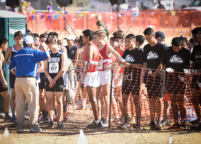 2017 CIF Prelims - Riverside Cross Country Course
