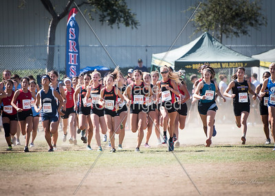 2017 MVXC - Dana Hills Invitational - Girls