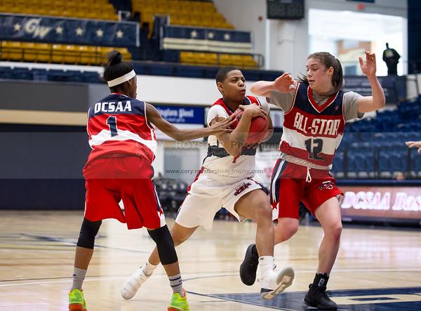DCSAA Girls All Star Game