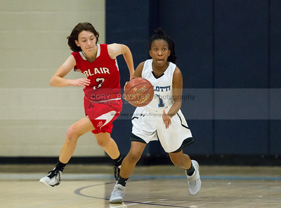 Blair vs. Pallotti - JV