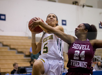 Sidwell Friends vs Georgetown Visitation