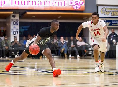 Wilson vs St. John's