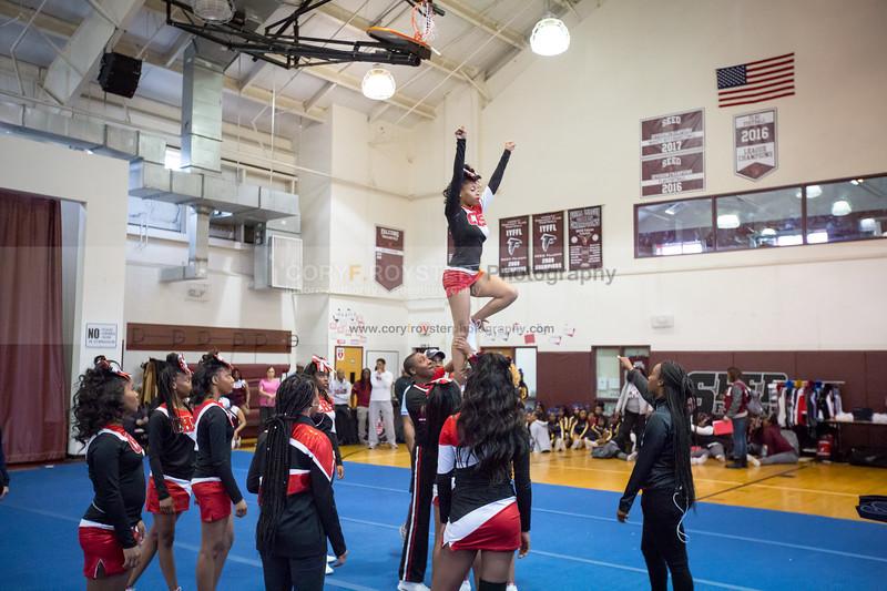 DCSAA 2018 Cheerleading Championships