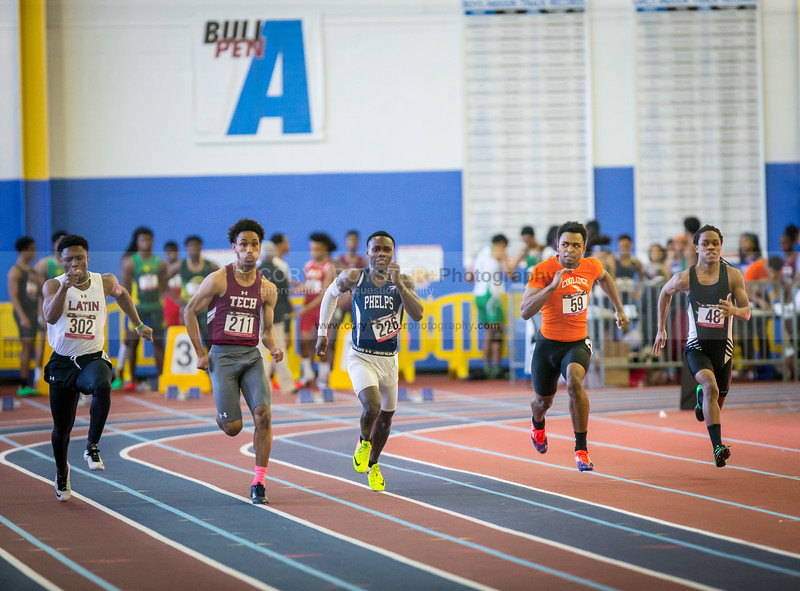 DCSAA Indoor Track and Field Championships