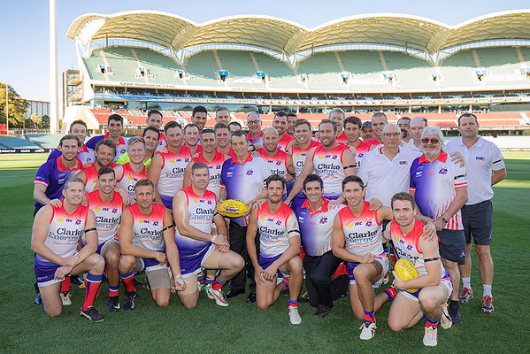 2017 ACES Family - ANZAC Tradition