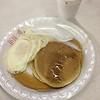 Pancake breakfast, pre-ride!
