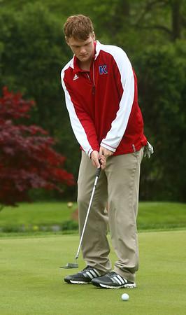 4-28-17<br /> Kokomo vs Taylor boys golf<br /> Kokomo 2 Cory Hanson<br /> Kelly Lafferty Gerber | Kokomo Tribune