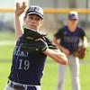 4-15-17<br /> Northwestern vs Mississenewa baseball<br /> NW pitcher Noah Morgan<br /> Kelly Lafferty Gerber | Kokomo Tribune