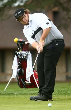 4-13-17<br /> Western boys golf<br /> 1 Riley Tomlinson<br /> Kelly Lafferty Gerber | Kokomo Tribune