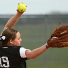 4-14-17<br /> Western vs Tipton softball<br /> Western's Lexy Sanders pitches.<br /> Kelly Lafferty Gerber | Kokomo Tribune