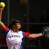 4-11-17<br /> Kokomo vs Taylor softball<br /> Kokomo's Lauryn Hicks pitches.<br /> Kelly Lafferty Gerber | Kokomo Tribune