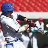 4-8-17<br /> Kokomo baseball vs SB Riley<br /> Jack Perkins bats.<br /> Kelly Lafferty Gerber | Kokomo Tribune