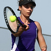 4-12-17<br /> Northwestern girls tennis<br /> Allison Miller 2 singles<br /> Kelly Lafferty Gerber | Kokomo Tribune